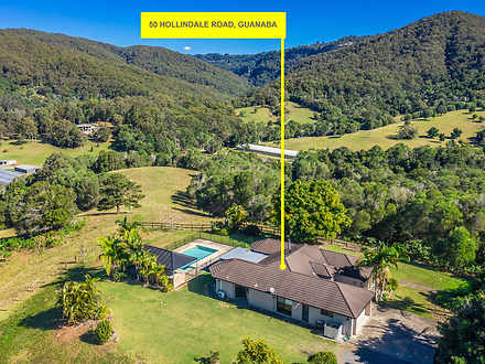 50 Hollindale Road, Guanaba 4210, QLD House Photo