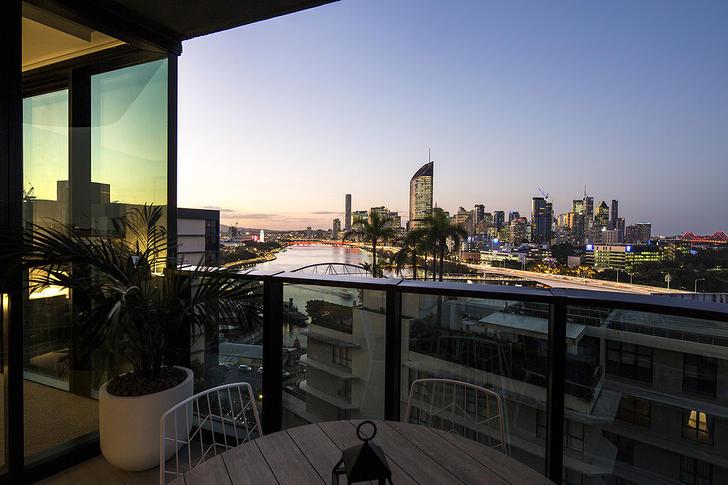 1304/9 Christie Street, South Brisbane 4101, QLD Apartment Photo