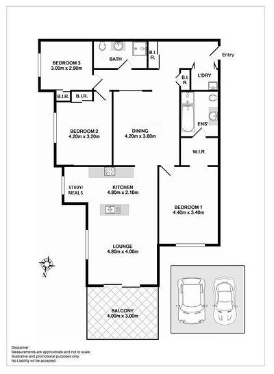 57/6-8 Culworth Avenue, Killara 2071, NSW Apartment Photo