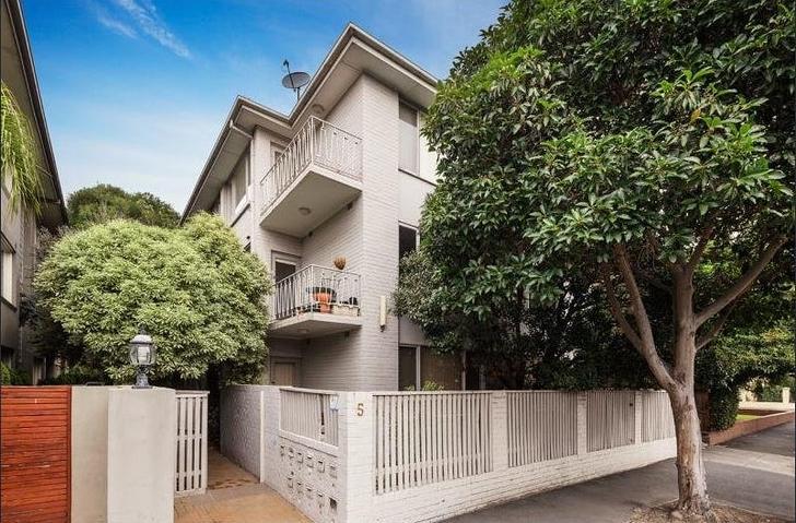 6/5 Milton Street, Elwood 3184, VIC Apartment Photo