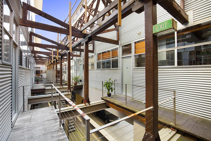 3/45 Leveson Street, North Melbourne 3051, VIC Townhouse Photo