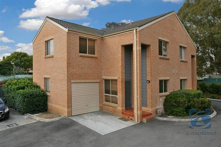 9/46 Stanbury Place, Quakers Hill 2763, NSW Townhouse Photo