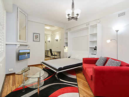 LEVEL 3/33/117 Macleay Street, Elizabeth Bay 2011, NSW Studio Photo