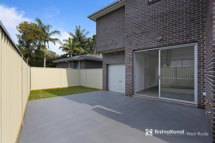 2A Hermoyne Street, West Ryde 2114, NSW Townhouse Photo