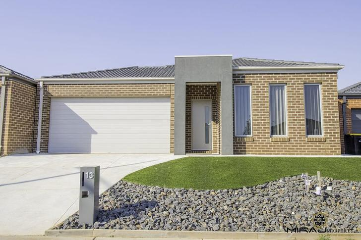 13 Toolern Waters Drive, Weir Views 3338, VIC House Photo