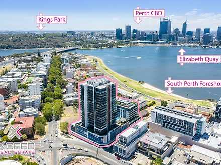 1005/1 Harper Terrace, South Perth 6151, WA Apartment Photo