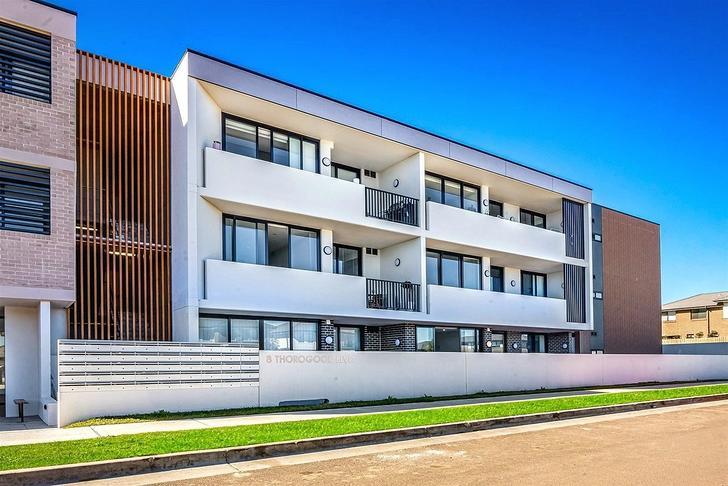 113/8 Thorogood Boulevard, Kellyville 2155, NSW Unit Photo