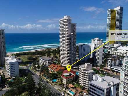 10/8-10 Queensland Avenue, Broadbeach 4218, QLD Apartment Photo