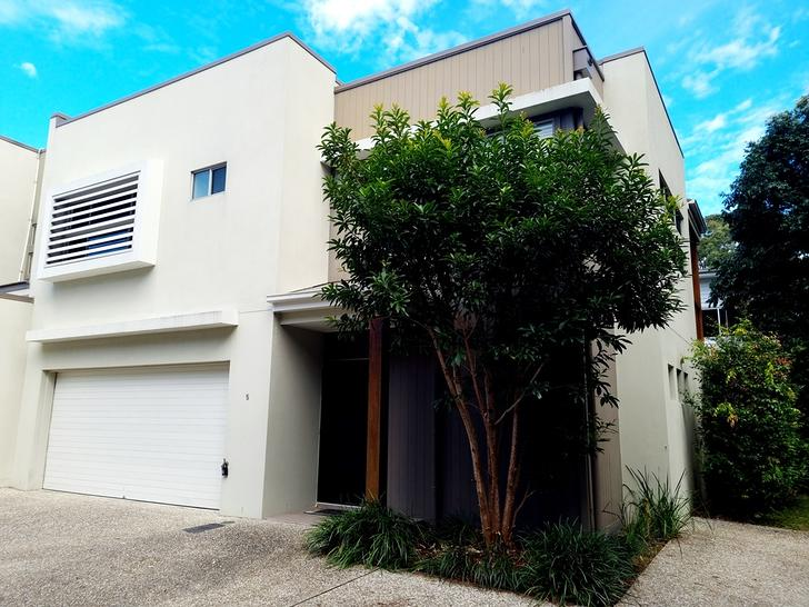 5/16 Careel Close, Helensvale 4212, QLD Townhouse Photo