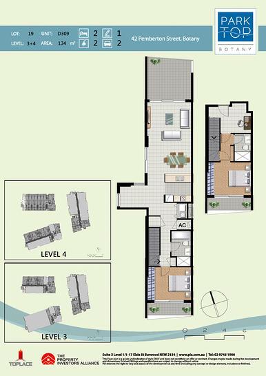 4309/42-44 Pemberton Street, Botany 2019, NSW Apartment Photo