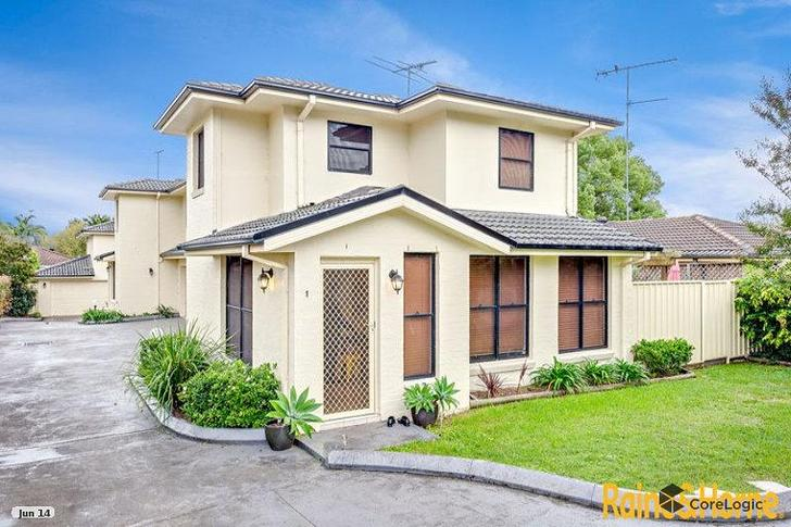 1/42 Grose Vale Road, North Richmond 2754, NSW Townhouse Photo