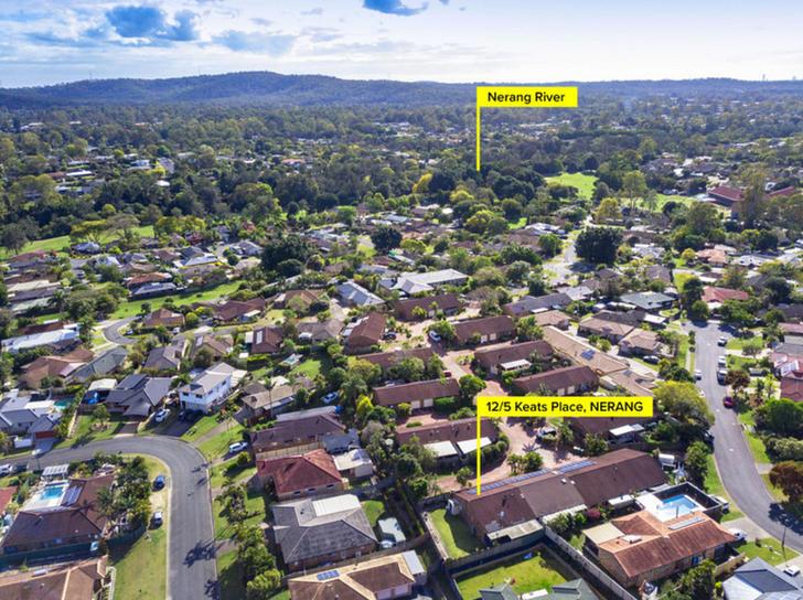 12/5 Keats Place, Nerang 4211, QLD Villa Photo