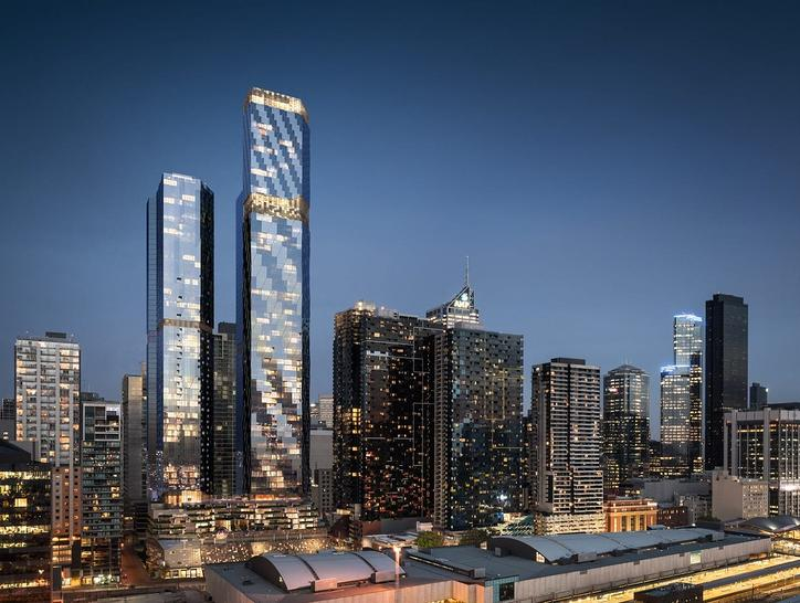 605A/250 Spencer Street, Melbourne 3000, VIC Apartment Photo