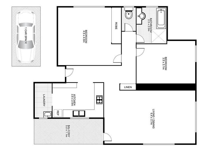 6/13 Brewer Street, Concord 2137, NSW Apartment Photo