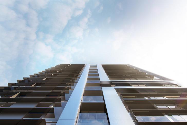 6.07/69 Flemington Road, North Melbourne 3051, VIC Apartment Photo