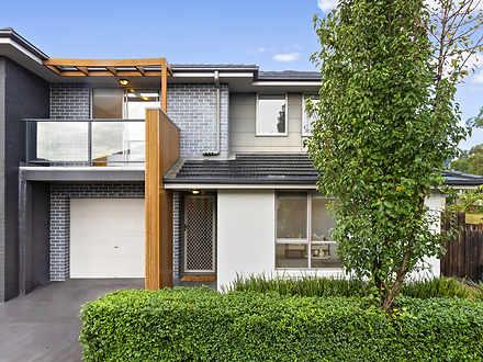 10/8 Hillview Road, North Kellyville 2155, NSW Duplex_semi Photo