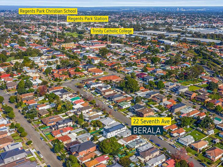23 Seventh Avenue, Berala 2141, NSW House Photo