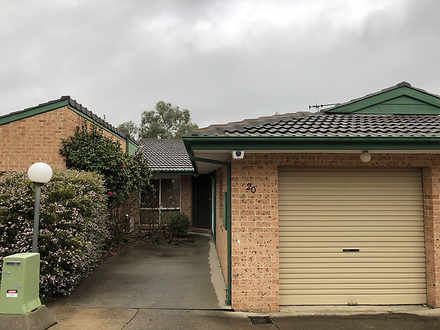 20/57 Totterdell Street, Belconnen 2617, ACT Townhouse Photo