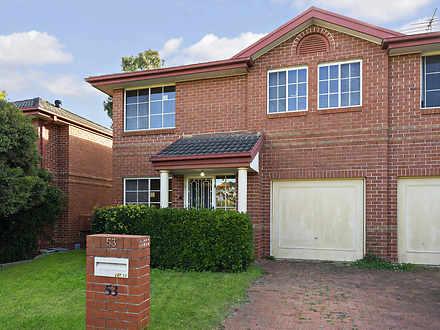 53 Kieren Drive, Blacktown 2148, NSW Townhouse Photo