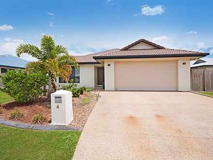 4 Cosette Court, Burdell 4818, QLD House Photo