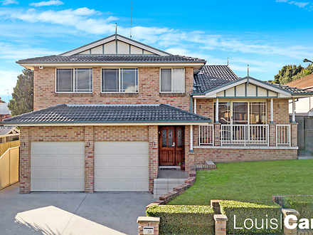 38 Greyfriar Place, Kellyville 2155, NSW House Photo