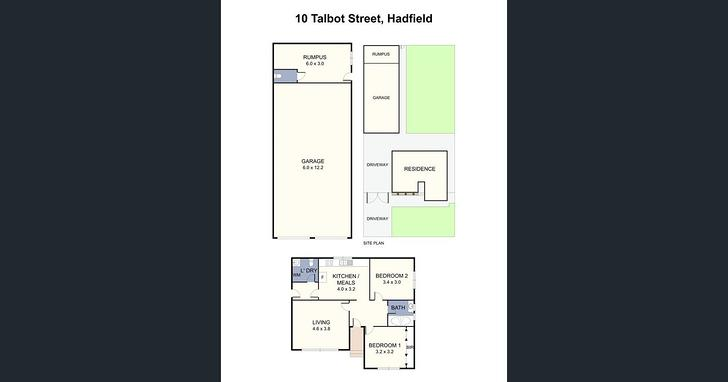 10 Talbot Street, Hadfield 3046, VIC House Photo