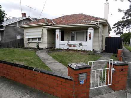 20 Sussex Street, Coburg 3058, VIC House Photo