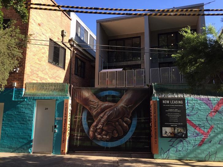 G03/29 Station Street, Newtown 2042, NSW Studio Photo