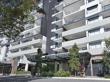 608/8 Dickens Street, Spring Hill 4000, QLD Apartment Photo