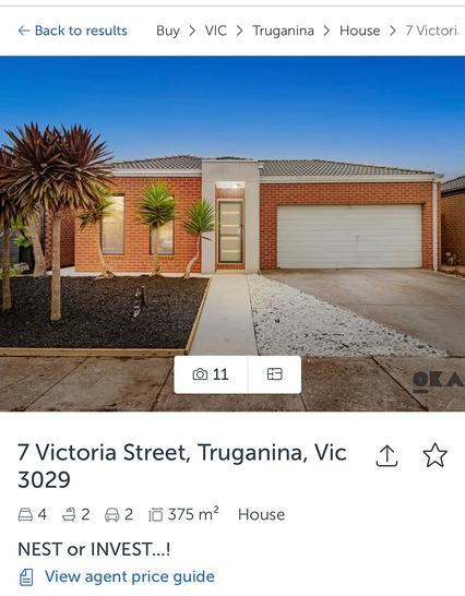 Victoria  Street, Truganina 3029, VIC House Photo