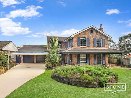 22 Ridgecrop Drive, Castle Hill 2154, NSW House Photo
