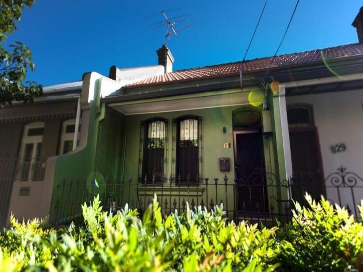 831 Bourke Street, Redfern 2016, NSW House Photo