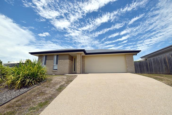 2 Namadgi Terrace, New Auckland 4680, QLD House Photo