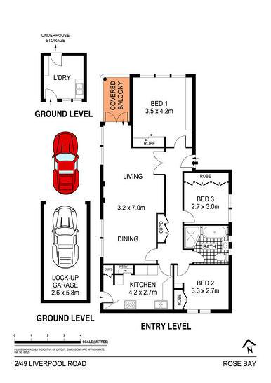 2/49 Liverpool Street, Rose Bay 2029, NSW Apartment Photo