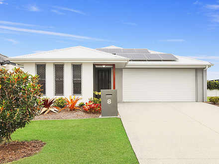 8 Fortier Street, Pelican Waters 4551, QLD House Photo
