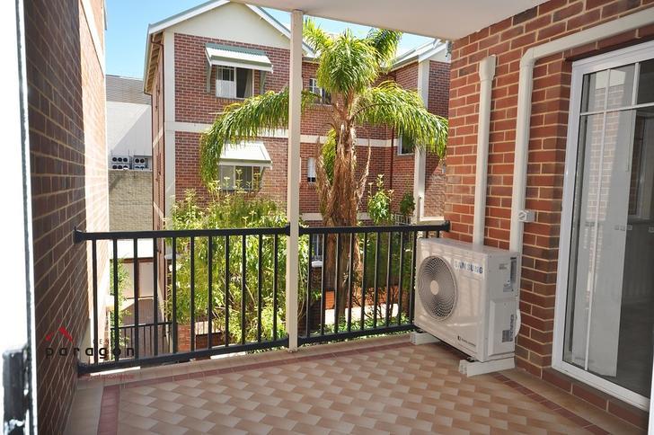 20/53 Bronte Street, East Perth 6004, WA Apartment Photo