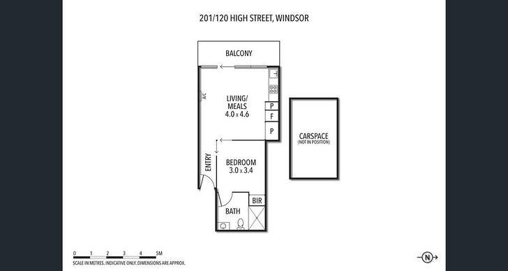 201/120 High Street, Windsor 3181, VIC Apartment Photo