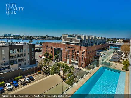 811/38 Helen Street, Teneriffe 4005, QLD Apartment Photo