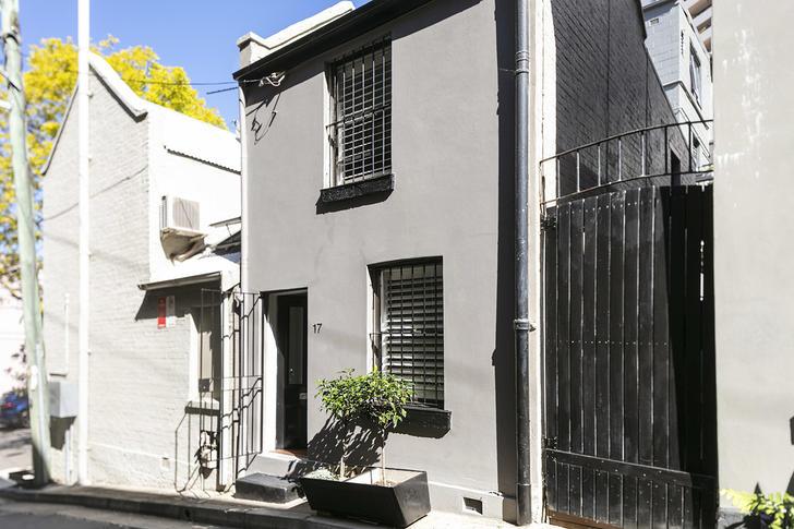 17 Charlotte Lane, Darlinghurst 2010, NSW Apartment Photo