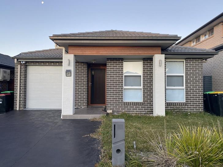 21 Cottonwood Avenue, Jordan Springs 2747, NSW House Photo