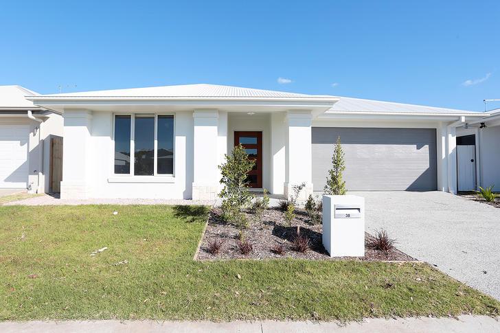 38 Sally Crescent, Nirimba 4551, QLD House Photo