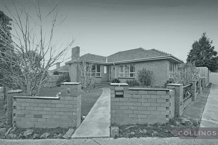 16 Cassinia Avenue, Ashwood 3147, VIC House Photo