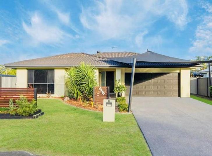 11 Saint Stephens Drive, Upper Coomera 4209, QLD House Photo