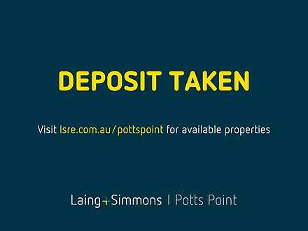 9/138 Brougham Street, Potts Point 2011, NSW Apartment Photo