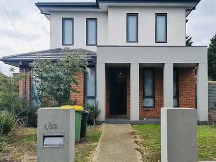 1/22 Tunaley Parade, Reservoir 3073, VIC Townhouse Photo