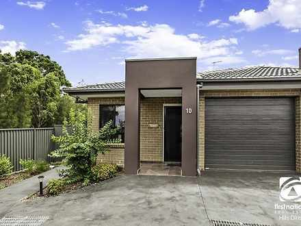 10/66 Walker Street, Quakers Hill 2763, NSW Townhouse Photo