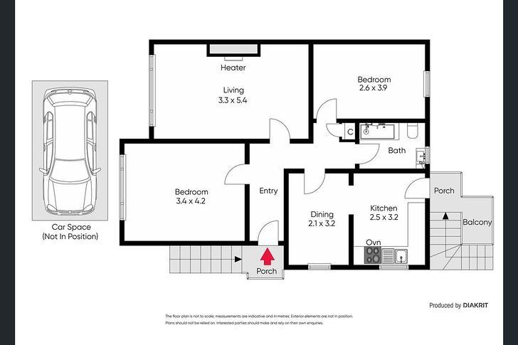 4/19 Peel Street, Windsor 3181, VIC Apartment Photo
