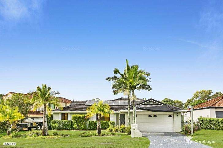14 Calcetto Place, Arundel 4214, QLD House Photo