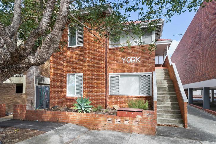 2/25 York Street, Subiaco 6008, WA Apartment Photo