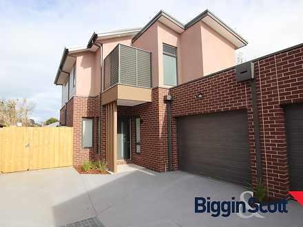 3/23 Alma Street, West Footscray 3012, VIC Townhouse Photo